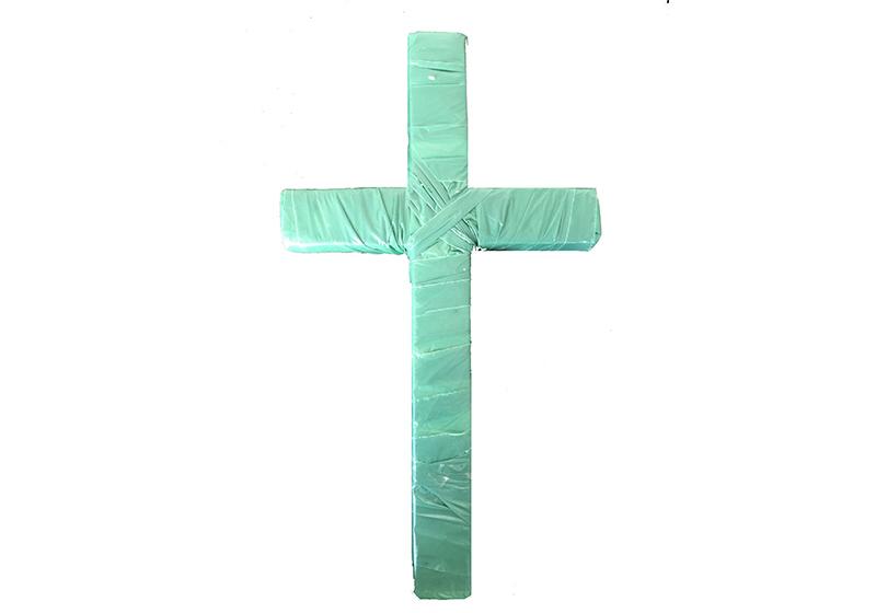 Cross with Foam