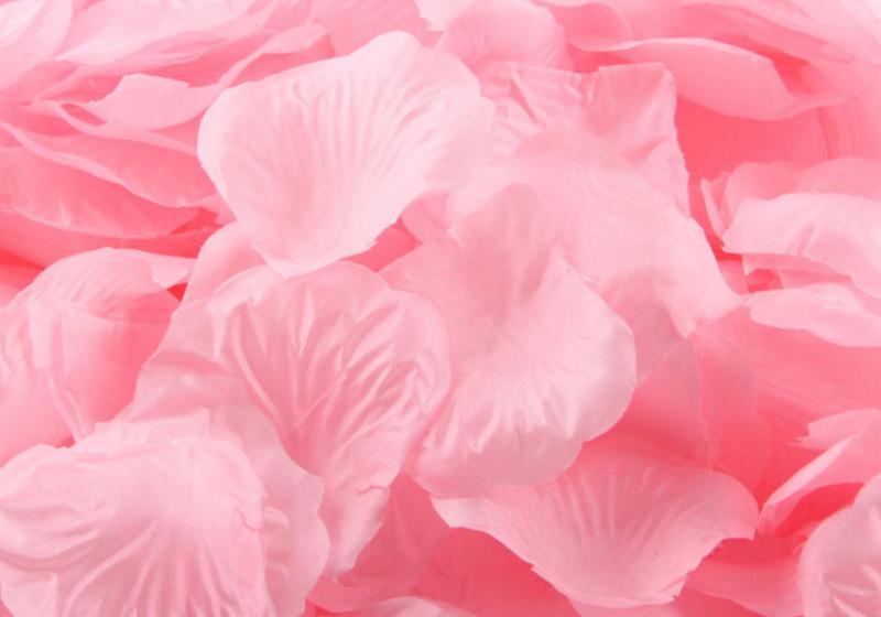 Silk Rose Petals-001