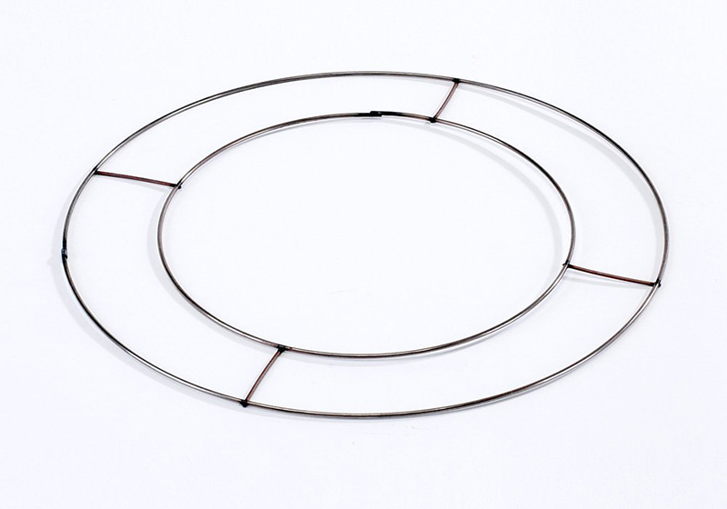 Wire Rings/Metal Wreath