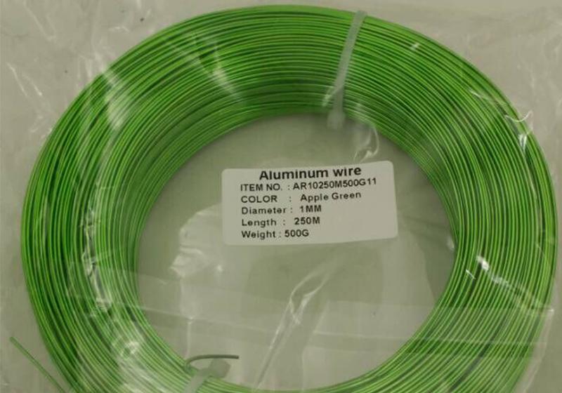 Aluminum Round Wire-001
