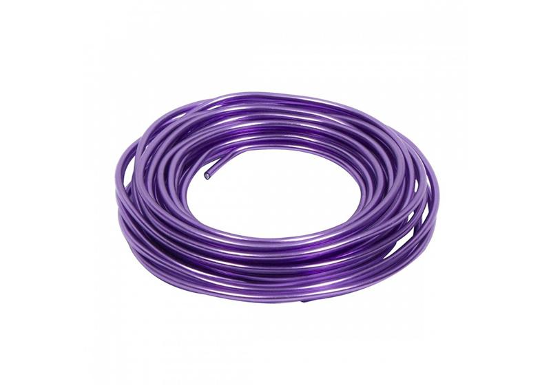 Plastic Coated Aluminum Wire-001