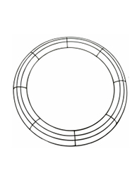 Wire Wreath Ring  Catalog
