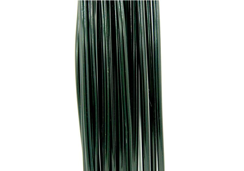 Aluminum Round Wire-003-Black