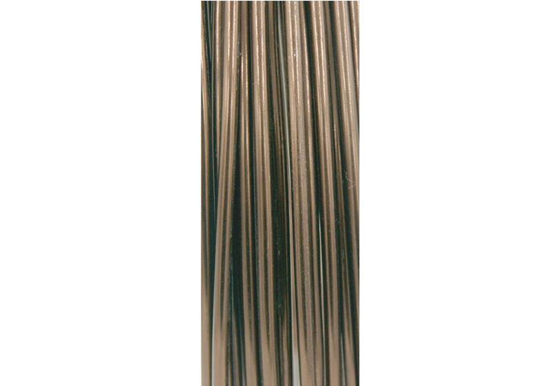 Aluminum Round Wire-005-Brown