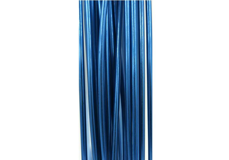 Aluminum Round Wire-008-Dark Blue