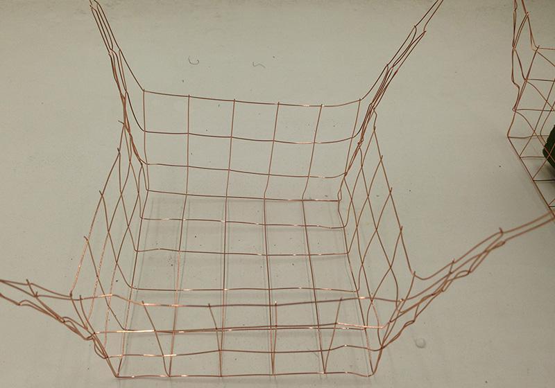 Wire Basket for Foam-002
