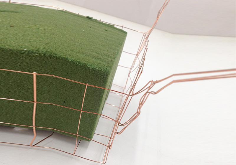 Wire Basket for Foam-003