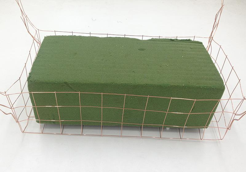 Wire Basket for Foam-004