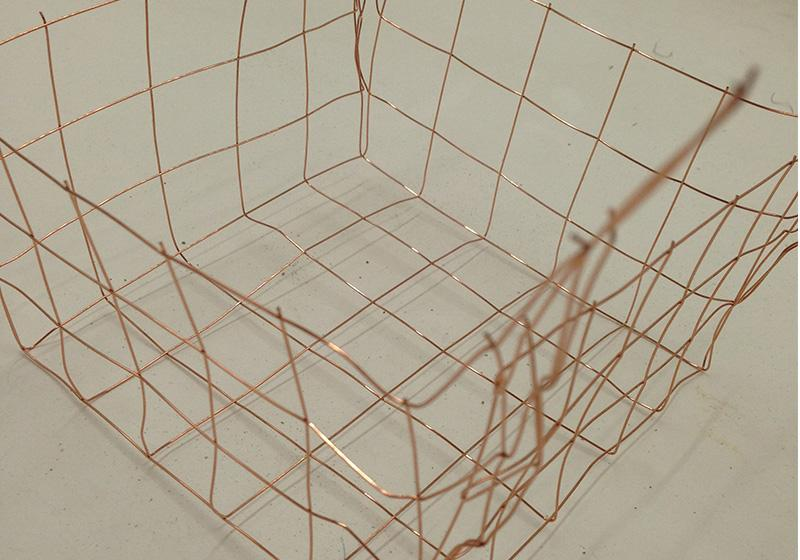 Wire Basket for Foam-005
