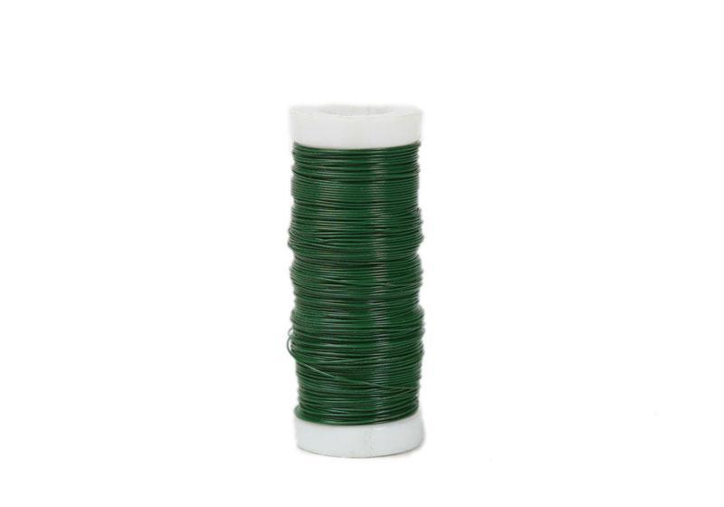 Florist Wire on Plastic Spool-001