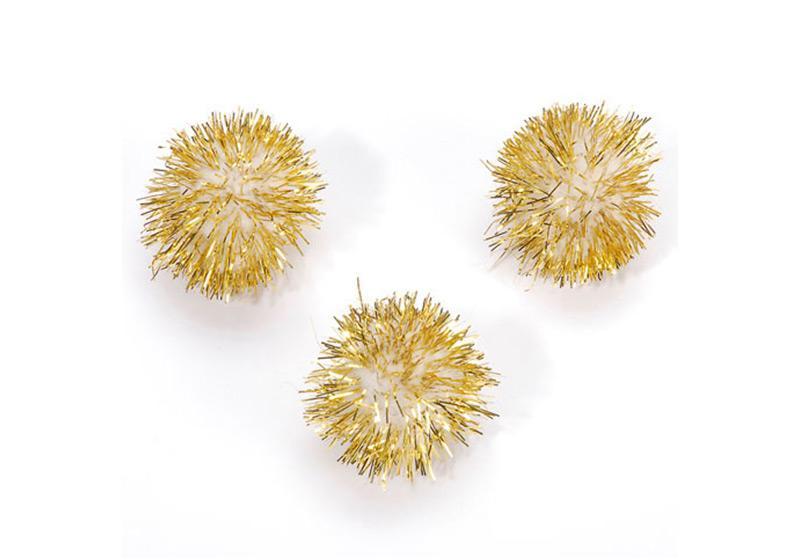 Glitter Pompom-003