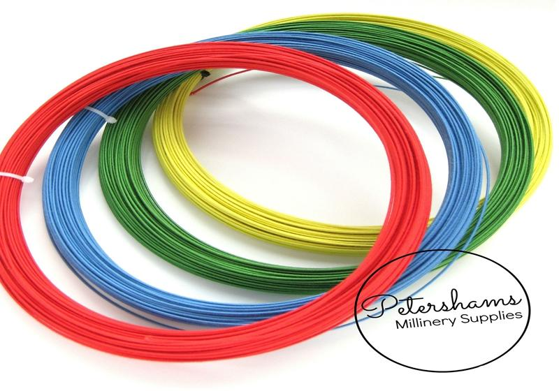Cotton Covered Wire-005