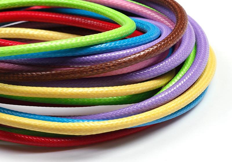 Cotton Covered Wire-007